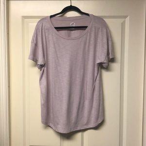 Maurice's | 24/7 Lilac T-shirt XXL